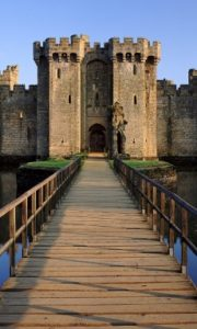 lower your drawbridge to make access easy